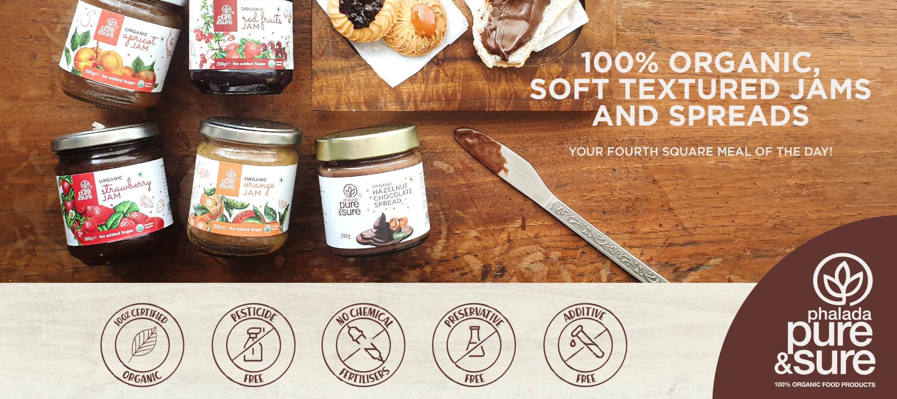 An ingenious platform for an organic foods firm